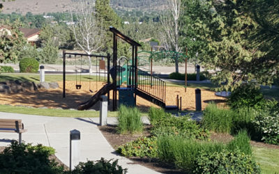 Crescent Park receives a grant for much-needed facelift